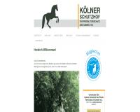 Kölner Schutzhof für Pferde Tierschutz & Umwelt e.V. in Köln