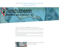 Tierschutzverein Eckernförde u.U. e.V. in Windeby